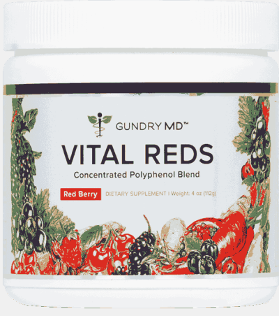 Vital Reds Review (By Gundry MD): Does It Really Work?