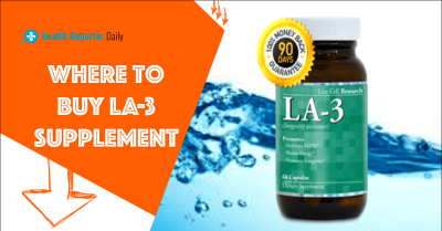 Where to Buy La-3 Supplement (Link to Their Official Website)