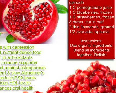 Pomegranate Seeds Health Benefits - HRF