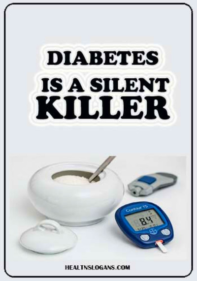 70 Catchy Diabetes Slogans for Diabetes Awareness