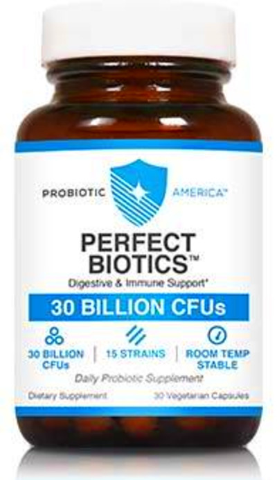 Perfect Biotics by Probiotic America - Supplement Reviews ...