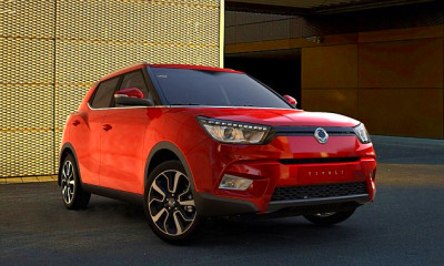 SsangYong is launching a value for money five-door sports ...