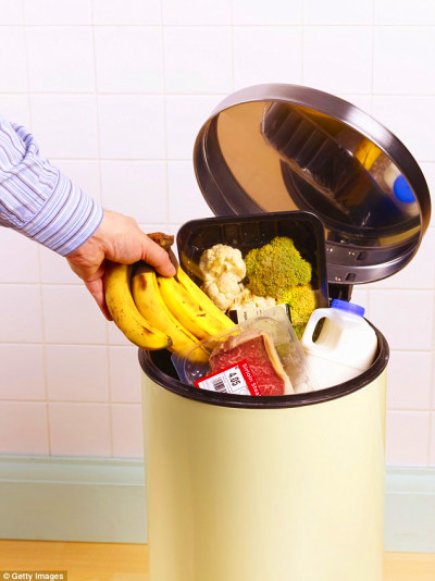 Americans throw away enough food to feed the world | Daily ...