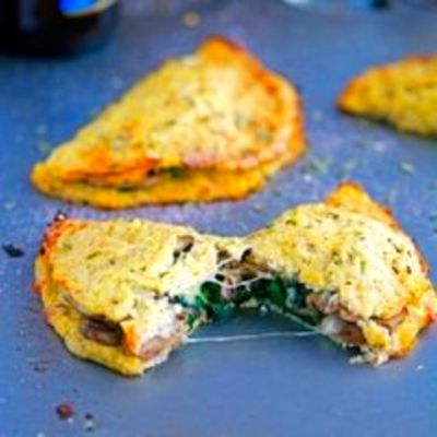 Cauliflower Crust Hot Pockets | Hot pockets, Cauliflower ...