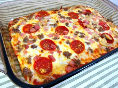 Best 25+ No cheese pizza ideas only on Pinterest | No crust pizza, No carb pizza and Low carb pizza