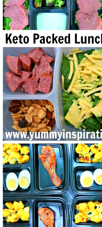 Keto Packed Lunch Ideas - low carb, ketogenic diet lunches & recipes | for the body | Ketogenic ...