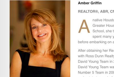 Meet The Team: Amber Griffin- The Boss #houston #real estate #Amber Griffin #amazing #the best # ...