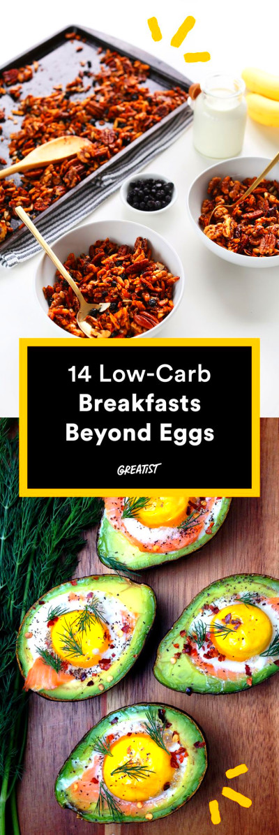 14 Low-Carb Breakfasts That Go Way Beyond Eggs | Low carb ...