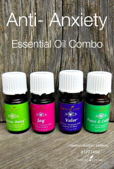 anti-anxiety-essential-oil-combo | Young Living | Pinterest | Essentials, Oil and Young living