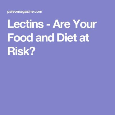 17 best lectin avoidance diet images on Pinterest ...