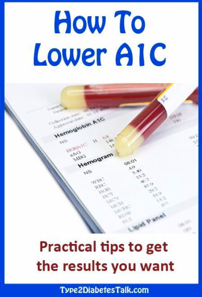 How to reduce A1C. Practical tips and strategies to help ...