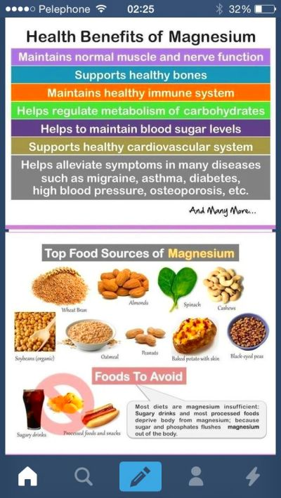 Magnessium | Dr Axe | Pinterest | Health and wellness ...