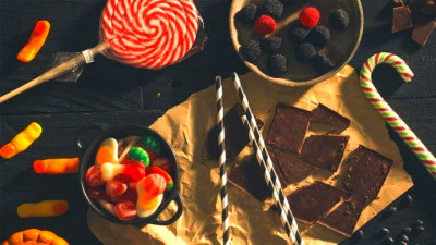 When you have diabetes, it's important to enjoy candy only in moderation and when blood sugar is ...