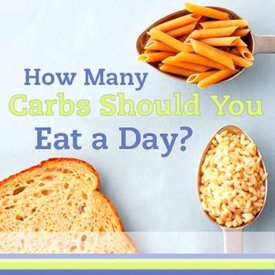 How Many Carbs Should You Eat per Day If You Have Diabetes ...