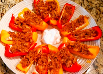 Chicken Pepper Nachos | Nutrimost Recipes | Cookbook ...
