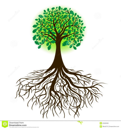 trees with roots clip art - Bing images | Inspiring Trees ...