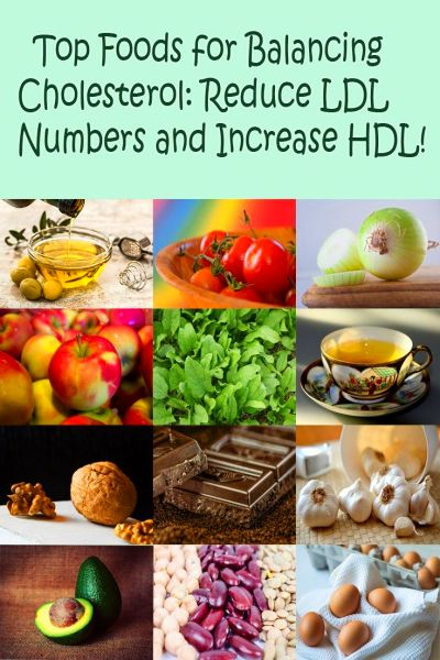 Cholesterol balancing foods:the best foods for lowering ...