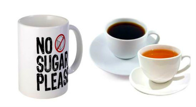 Control the cravings for tea and #coffee Plain tea without ...
