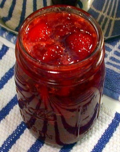 Make Simple and Fresh Strawberry Jam | Recipe | Food and ...