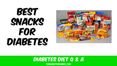 Top 10 Snacks for Diabetes - YouTube