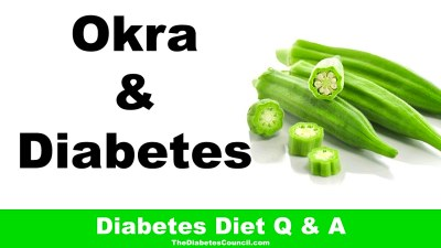 Is Okra Good for Diabetes? - YouTube