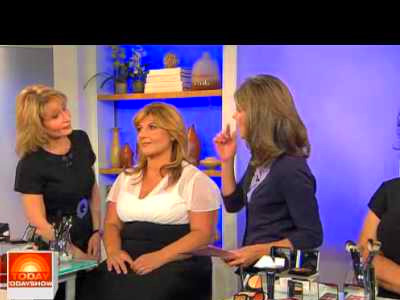 NBC Today Show : Lose 10 Years and 10 Pounds-Eve Pearl Makeovers - YouTube