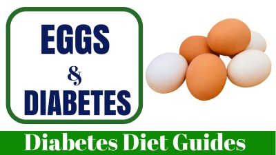 Are Eggs Good For Diabetes - YouTube