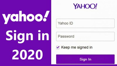 Yahoo.com | Yahoo Mail Login 2020 | www.yahoo.com Sign In ...