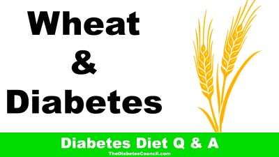 Is Wheat Good for Diabetes - YouTube