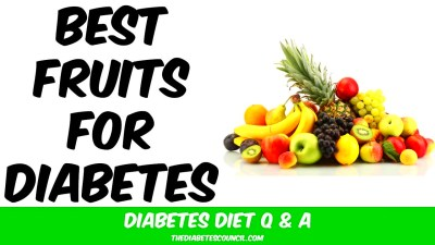 Fruits That are Good for Diabetes - YouTube