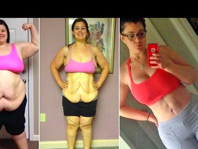 Kaitlyn Smith lost 208LBS in 15 months by working out six times a week ...
