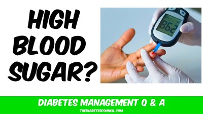How Do I Quickly Bring Down My Blood Glucose (Lower High ...