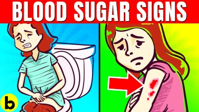 16 Signs Your Blood Sugar Is High & 8 Diabetes Symptoms - YouTube