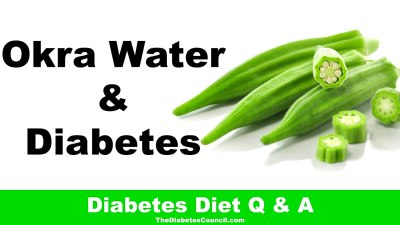 Is Okra Water Good For Diabetes? - YouTube