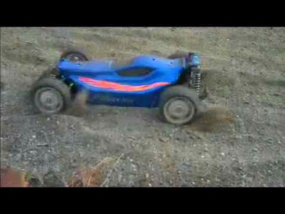 Tamiya DF02 Brushless lipo plasma edge - YouTube