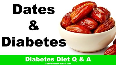 Are Dates Good For Diabetes? - YouTube