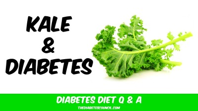 Is Kale Good For Diabetes - YouTube