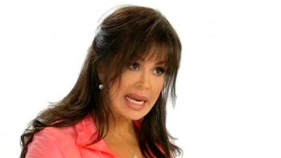 Marie Osmond Body Gym Toning Core 2015 - YouTube