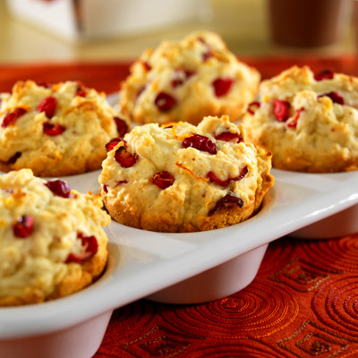 Cranberry-Orange Muffins | Diabetic Recipe - Diabetic ...