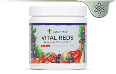 Gundry MD Vital Reds Review - Polyphenol-Rich Superfruit Ingredients?