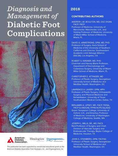 (PDF) Diagnosis and Management of Diabetic Foot Complications