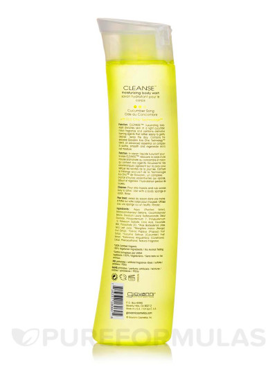 Cleanse Cucumber Song Body Wash - 10.5 fl. oz (310 ml)