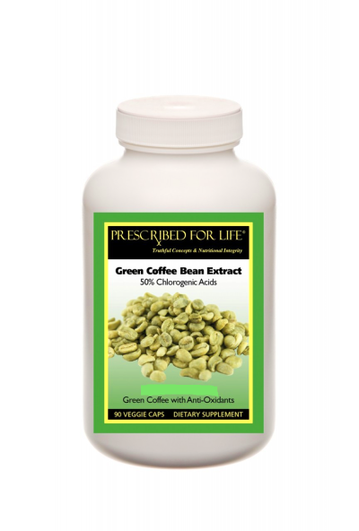 Green Coffee - 50% Chlorogenic Acid - Robusta Bean Pure ...