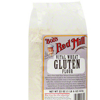 ... Red Mill Vital Wheat Gluten Flour, 22 oz (Pack of 4) - Walmart.com
