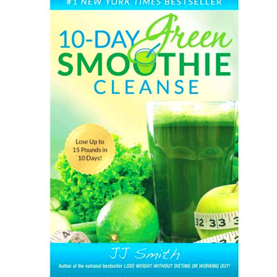 10-Day Green Smoothie Cleanse - Walmart.com