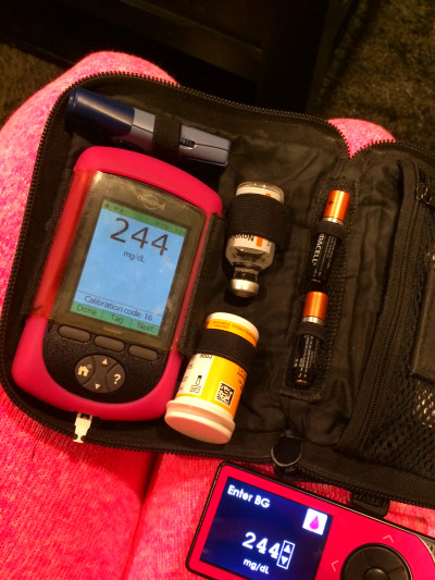 Day in the Life of a Type 1 Diabetic | I Am A Type 1 Diabetic