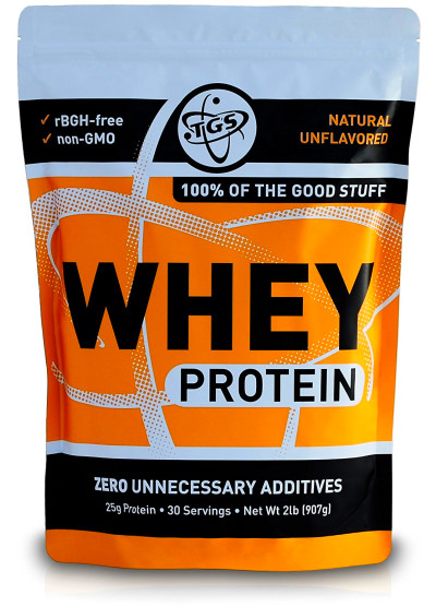 TGS Whey Protein Review | Best Protein Powders