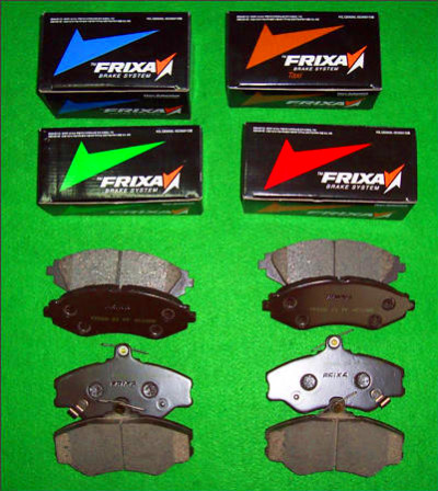 Frixa Co., Ltd. - brake, pad, lining, shoe, ass'y