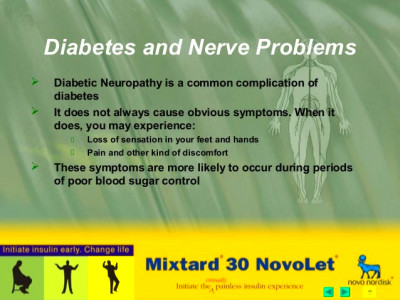 1362404995 diabetes and nerve problems