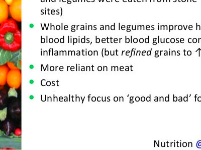Paleo and Low-Carb Diets for Diabetes